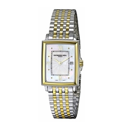 Raymond Weil - Two-Tone Stainless Steel Watch