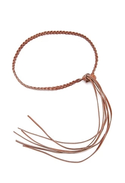 Forever 21 - Braided Faux Leather Belt