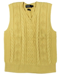 Polo Ralph Lauren - Cricket Cable Vest