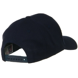 Otto Caps  - Solid Wool Blend Prostyle Snapback Cap