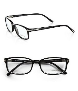 Tom Ford Eyewear - Rectangular Optical Frames Glasses