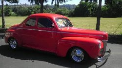 Ford - 1941 Coupe Car