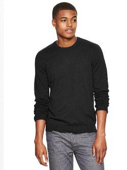 Gap - Cotton Cashmere Crew Sweater