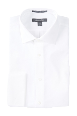 Nordstrom Rack - Solid Traditional Fit Dress Shirt