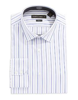 Vince Camuto  - Modern Fit Striped Dress Shirt