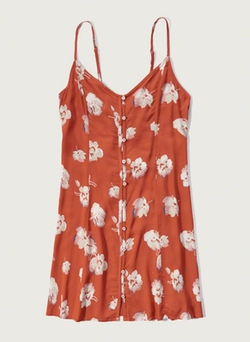 Abercrombie & Fitch - Patterned Skater Dress
