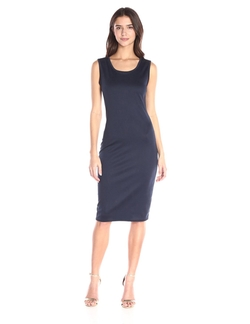 Star Vixen - Classic Slim Fit Sheath Dress