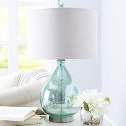 Pier 1 Imports - Teardrop Luxe Lamp