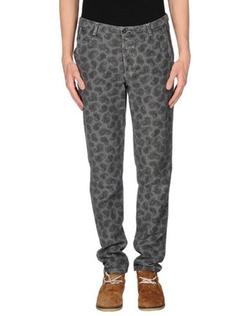 Berna - Casual Paisley Pants