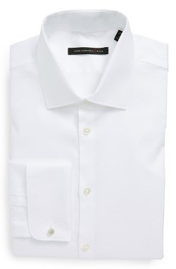 John Varvatos Star USA - French Cuff Dress Shirt