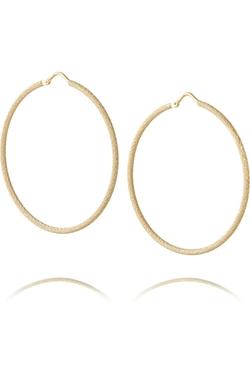 Carolina Bucci - Large Gold Hoop Earrings