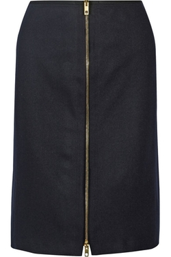 Rag & Bone - Mazy Wool-Blend Pencil Skirt