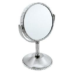 TWEEZERMAN  - Luxe Edition Crystal Standing Vanity Mirror