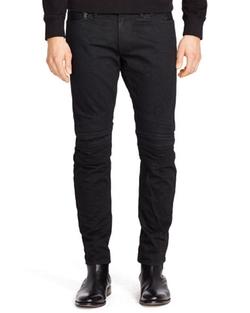 Ralph Lauren - Piston Moto Jeans