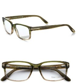 Tom Ford Eyewear - Square Optical Eyeglasses