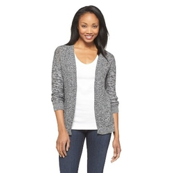 Cherokee - Open Front Cardigan Sweater