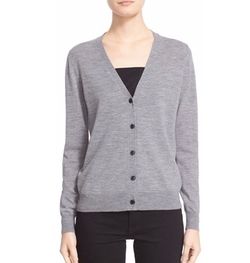 Burberry - Merino Wool Cardigan