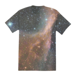 Galaxy Sublimation - Tee Shirt