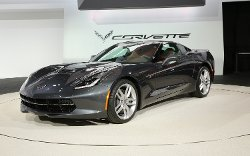 Chevrolet - Corvette Stingray C7 Coupe