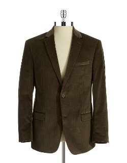 Michael Kors - Two-Button Corduroy Sportcoat