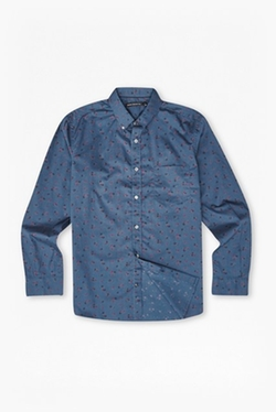 French Connection - Big Sur Floral Printed Shirt