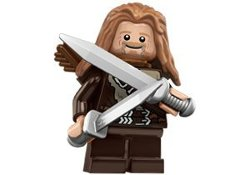 Lego  - Hobbit Fili The Dwarf Minifigure