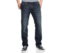 DKNY  - Soho Straight-Leg Jeans