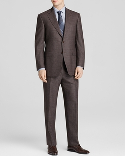 Canali - Micro Houndstooth Classic Fit Suit