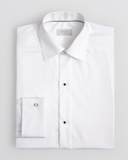 Eton - Pleated Bib Formal Dress Shirt