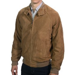 Golden Bear  - Goat Suede Jacket