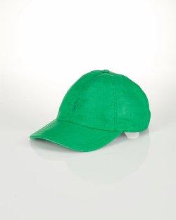 Ralph lauren - Linen Resort Cap Hat