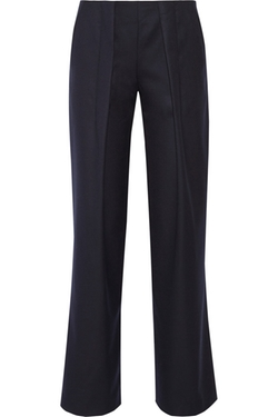 Jacquemus - Pleated Wool Wide-Leg Pants