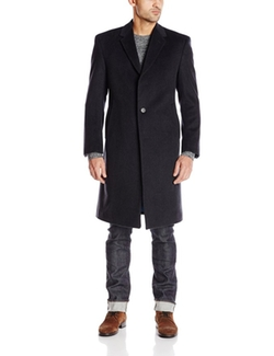 Tommy Hilfiger - Bolton Single Breasted Coat