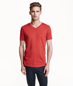 H&M - V-Neck T-Shirt