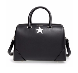 Givenchy - Lucrezia Star Leather Satchel Bag