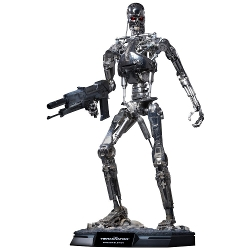 Hot Toys - Terminator Endoskeleton Quarter Scale Figure