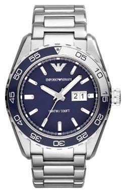 Emporio Armani  - Round Bracelet Watch