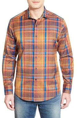 Robert Graham - Classic Fit Plaid Sport Shirt