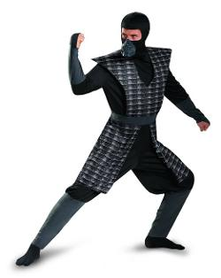 Disguise Costumes - Ninja Mens Adult Costume