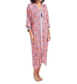 Anne Klein - Escape Zip Kimono Caftan