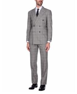 Ermenegildo Zegna - Prince Of Wales Design Suit