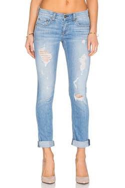 Rag & Bone/Jean - Dre Distressed Jeans