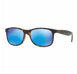 Ray-Ban - Andy Rectangular Flash Sunglasses