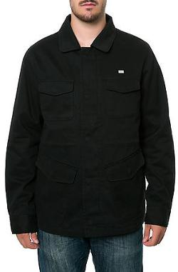 Fourstar Clothing - The Ishod Field Jacket in Black