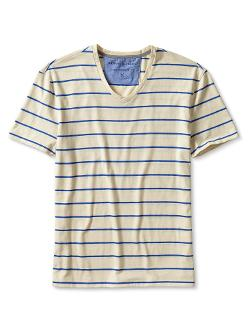 Banana Republic - Vintage Striped Vee
