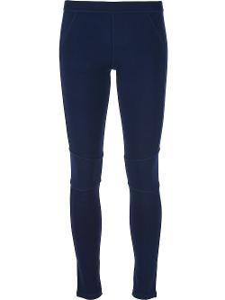 MAISON MARTIN MARGIELA  - jersey leggings
