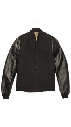 Paul Smith Red Ear  - Bomber Jacket