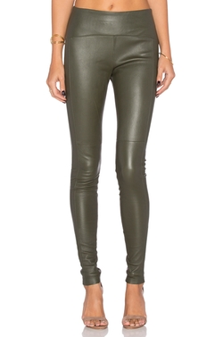 Gettingbacktosquareone - Iconic Leather Legging