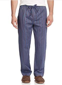 Derek Rose - Wellington Multi-Striped Sleep Pants