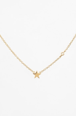 SHY by Sydney Evan  - Star Necklace
